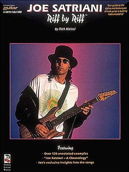 Joe Satriani Riff by Riff