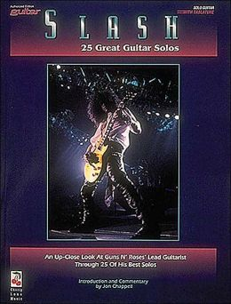 Slash - Twenty-Five Great Solos