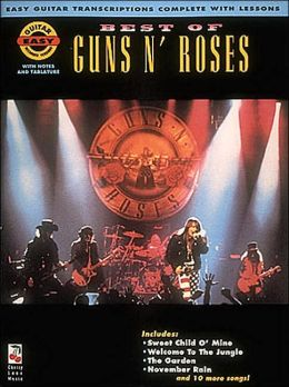 Guns N' Roses Easy Recorded Versions*