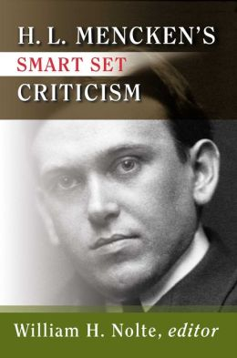 H. L. Mencken's Smart Set Criticism