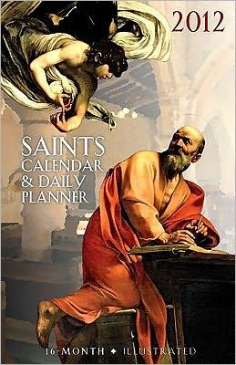 Saints Calendar & Daily Planner