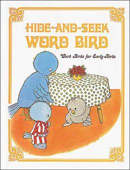 Hide-and-Seek Word Bird