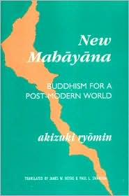 New Mahayana: Buddhism for a Post-Modern World