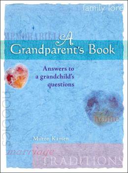 A Grandparent's Book