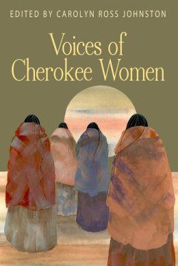 Voices of Cherokee Women