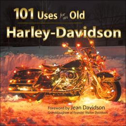101 Uses for an Old Harley-Davidson