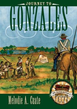 Journey to Gonzales: Book Three, Mr. Barrington's Mysterious Trunk