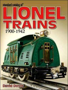 Standard Catalog of Lionel Trains 1900-1942