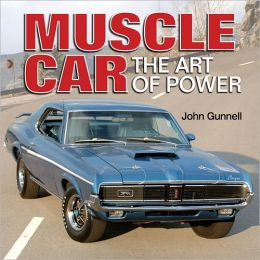 Muscle Car The Art of Power
