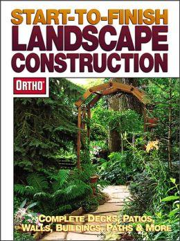 Ortho's Start to Finish Landscape Construction