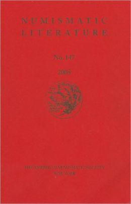 Numismatic Literature 147