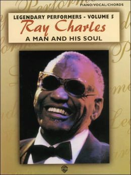 Ray Charles -- A Man and His Soul: Piano/Vocal/Chords