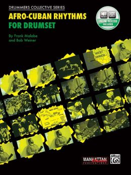 Afro-Cuban Rhythms for Drumset: Book & CD
