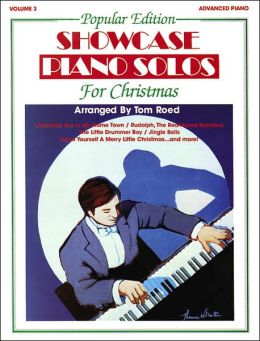 Showcase Piano Solos for Christmas, Vol 3: Popular Edition