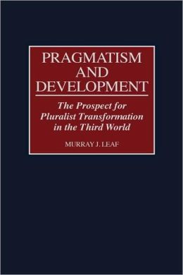 Pragmatism And Development