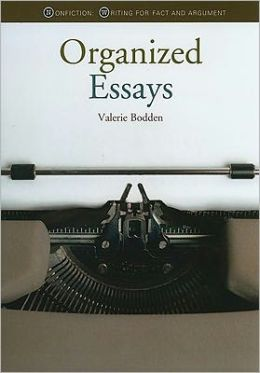 Nonfiction Writing: Organized Essays