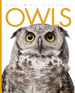 Owls (Amazing Animals Series)