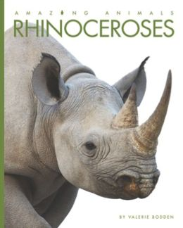 Rhinoceroses (Amazing Animals Series)