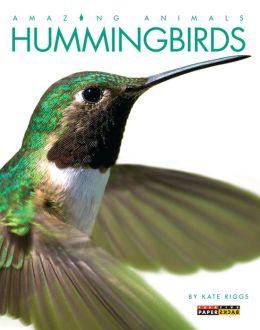 Amazing Animals: Hummingbirds