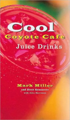 Cool Coyote Cafe Juice Drinks John Harrisson
