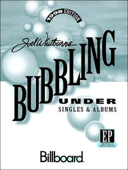 Bubbling Under Singles and Albums: 1998 Edition