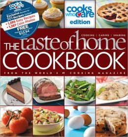 The Taste of Home Cookbook