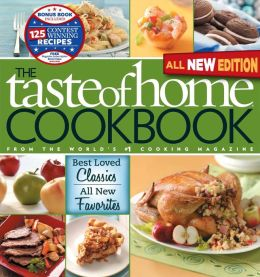 Cookbook: Best Loved Classics, All New Favorites