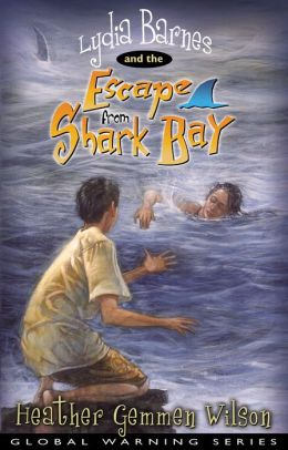 Lydia Barnes and the Escape from Shark Bay
