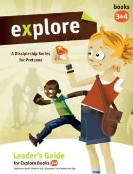 Explore Leader's Guide for Books 3 & 4