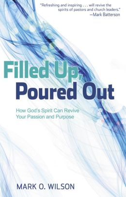 Filled Up, Poured Out: How Godd