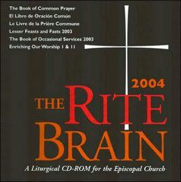 The Rite Brain 2004 Church Publishing