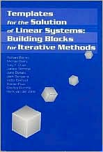 Templates for the Solution of Linear Systems: Building Blocks for Iterative Methods
