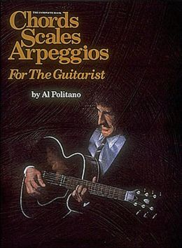 The Complete Book of Chords, Scales, and Arpeggios for the Guitar