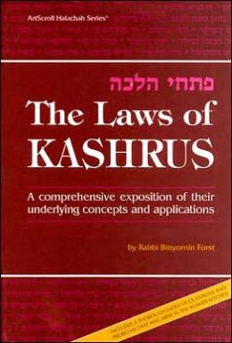 The Laws of Kashrus: A Comprehensive Exposition of their Underlying Concepts and Applications