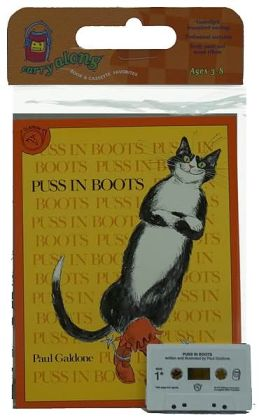 Puss in Boots Book & Cassette