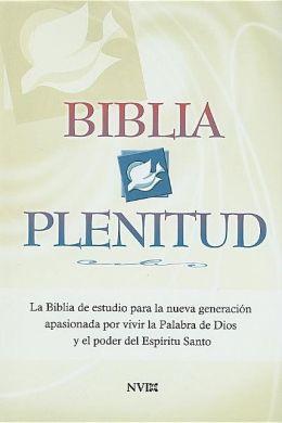 Biblia Plenitud-NVI
