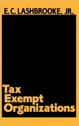 Tax Exempt Organizations.