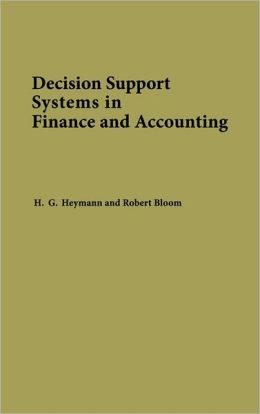 Decision Support Systems In Finance And Accounting