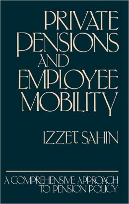 Private Pensions And Employee Mobility