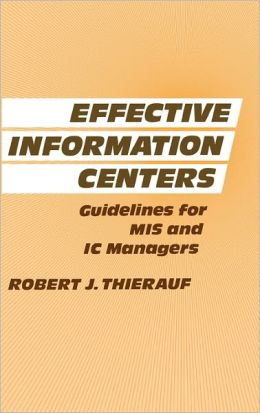 Effective Information Centers