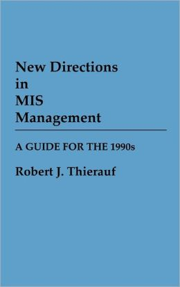 New Directions In Mis Management