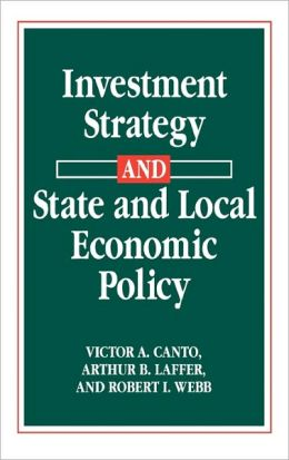Investment Strategy And State And Local Economic Policy