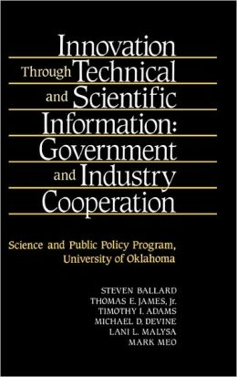Innovation Through Technical And Scientific Information