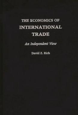 The Economics Of International Trade