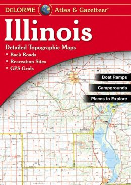 Illinois Atlas and Gazetteer