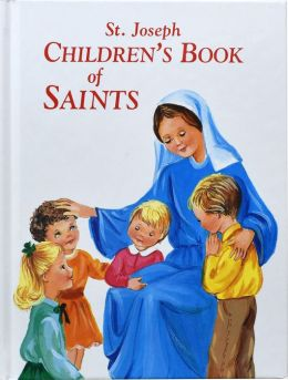 St. Joseph Beginner's Book of Saints