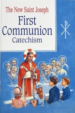 New Saint Joseph First Communion Catechism