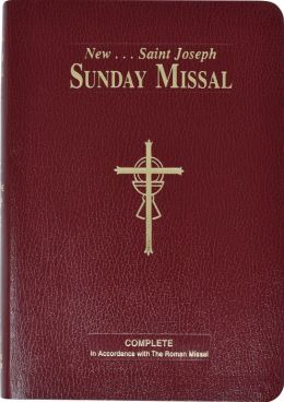 Sunday Missal (Giant Type)