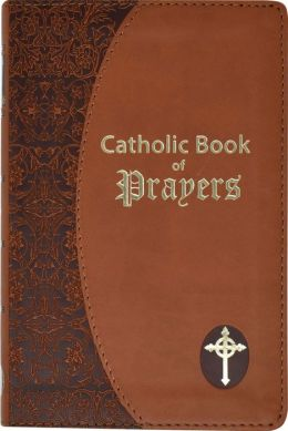 Catholic Book of Prayers: Giant Type
