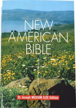 Saint Joseph Student Bible, Medium Size Print Edition: New American Bible (NABRE)